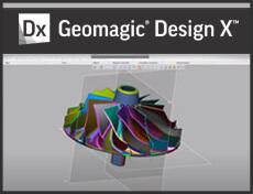 geomagi design x ikona