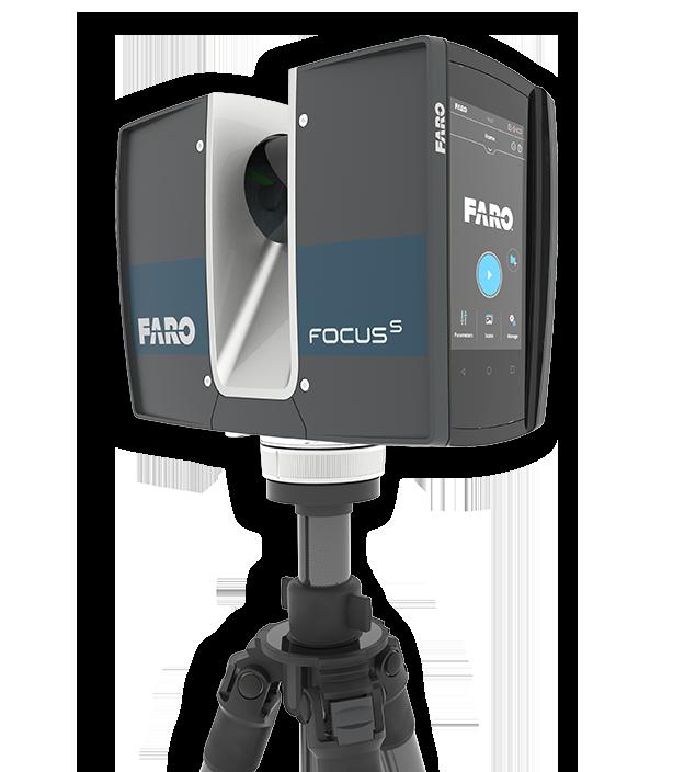 Skaner 3D Faro Focus S i M