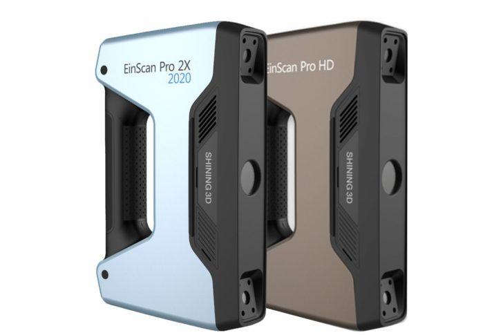 Skaner 3D EinScan Pro 2X