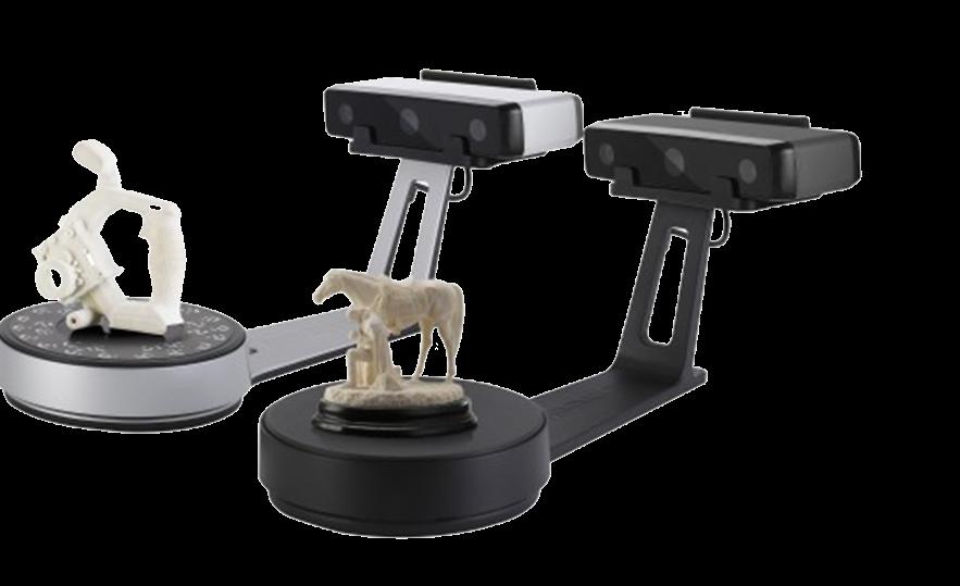Skanery 3D biurowe i domowe