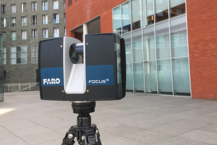 Skaner 3D Faro Focus