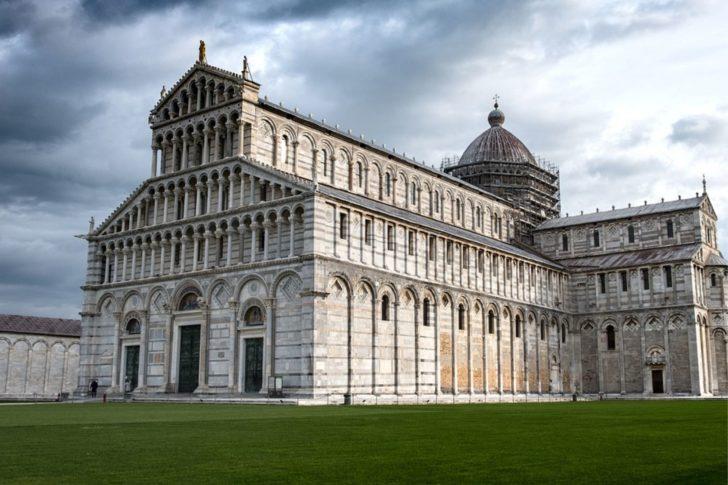Skanownie 3D zabytków