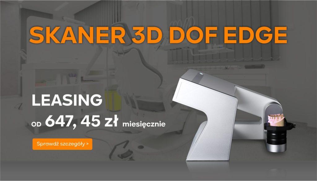 Leasing skaner 3D DOF EDGE