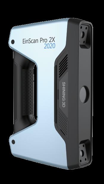 Skaner 3D EinScan Pro 2X 2020